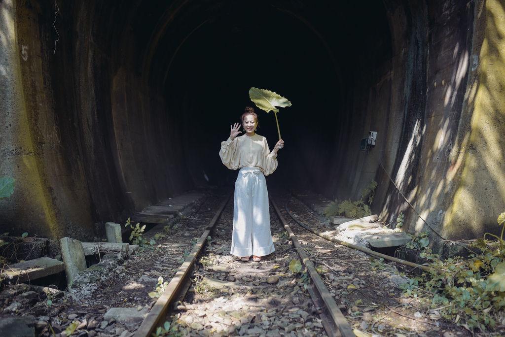 后里 八號隧道 圳磚橋