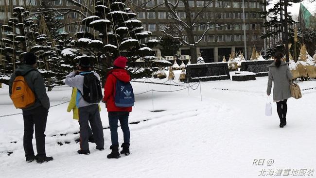 【北海道】北海道雪季的服裝穿著問答集
