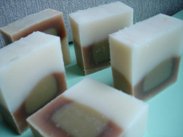 抹茶清爽皂