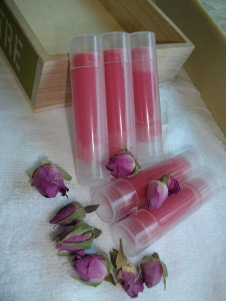 玫瑰護唇膏1-2