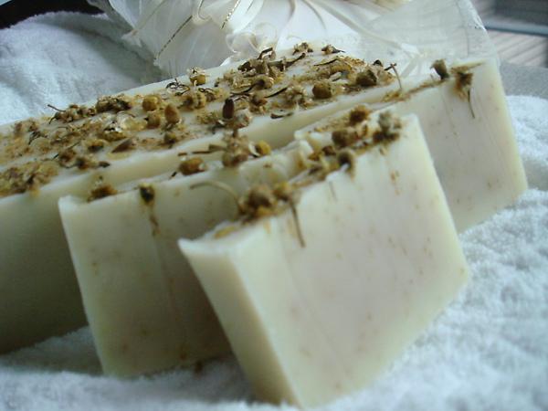 洋甘菊寶貝皂2-2