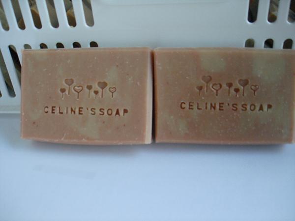 粉紅石泥母乳皂09907171