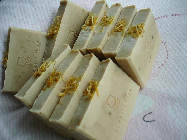 【代製】金盞花抗敏母乳皂_0991106