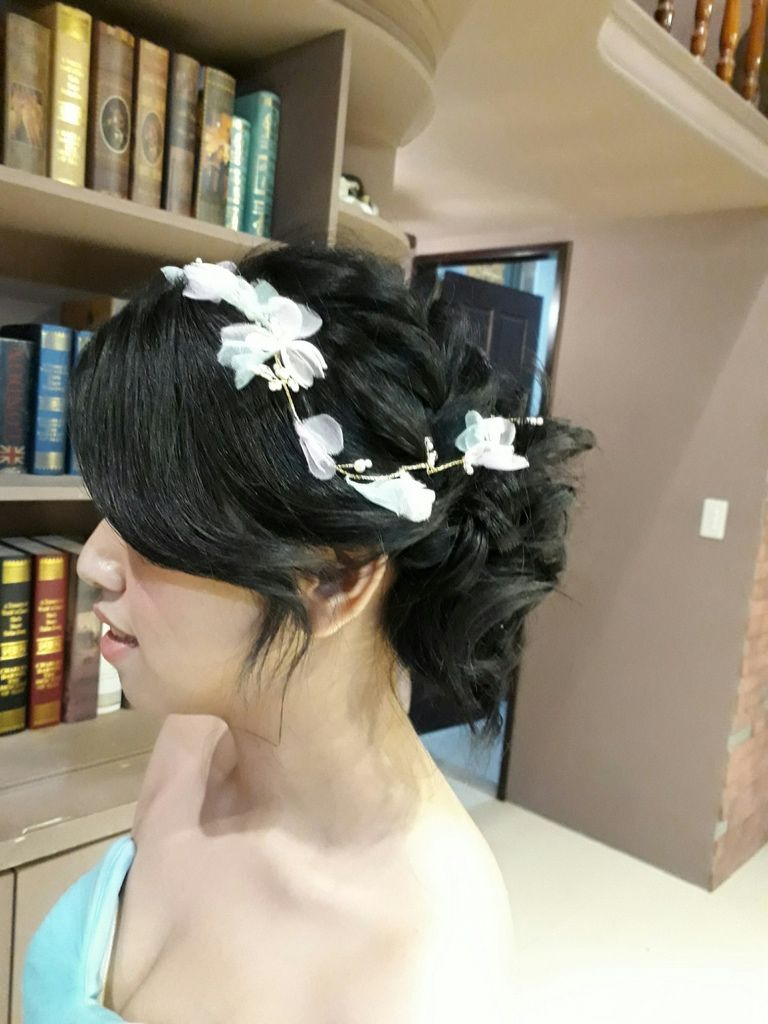 新娘秘書推薦Apple-新秘楊麗香老師