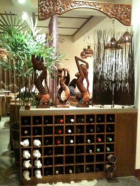南洋風木雕