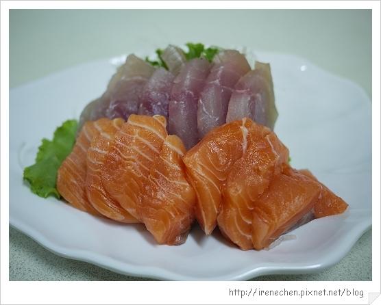 板橋大同口海鮮店06-生魚片.jpg
