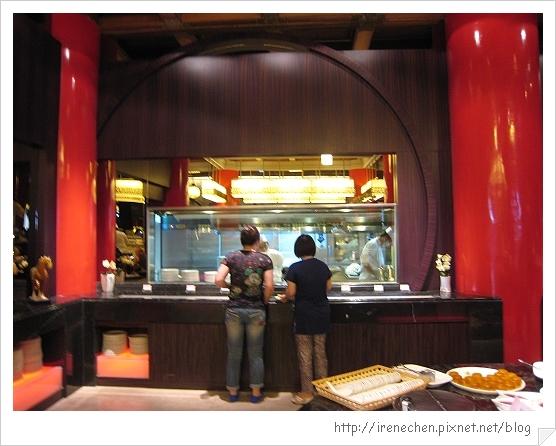 圓山飯店松鶴廳自助餐09-鐵板燒.jpg