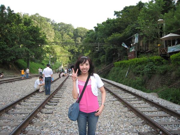 勝興車站的鐵軌很美.JPG