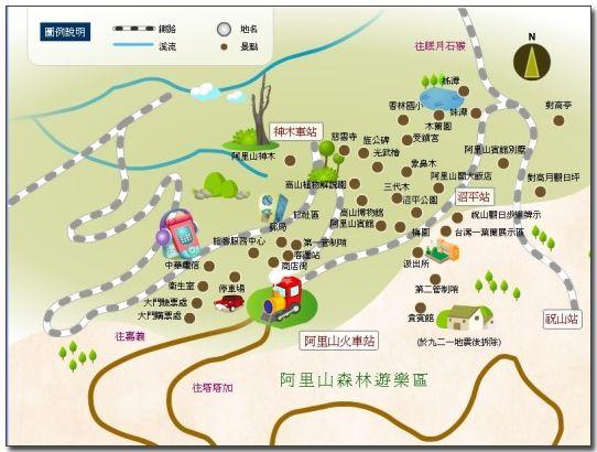 阿里山夜未眠-42森林遊樂區導覽圖.jpg