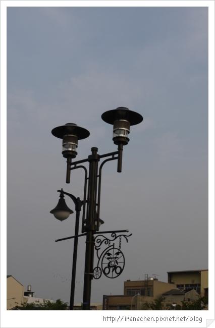 安平樹屋33-可愛的路燈.jpg