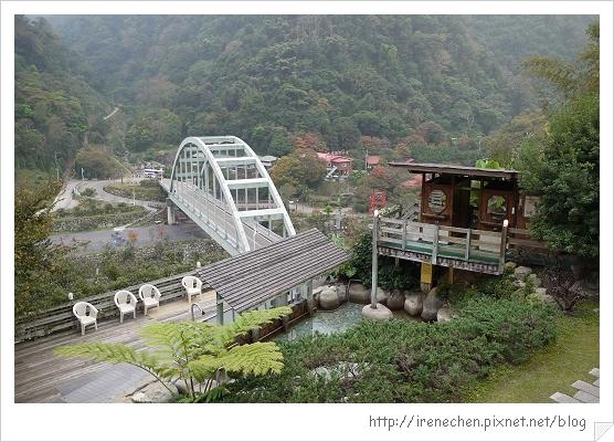 錦水溫泉飯店15-3F熱帶雨林區遠眺.jpg
