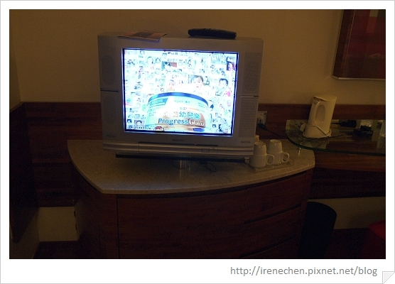 HK067-海景酒店2609房-舊電視.jpg