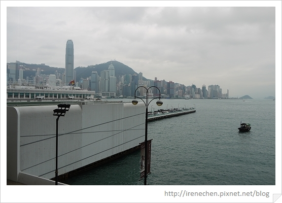 HK171-海港城看尖沙咀碼頭.jpg