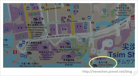 HK222-星光大道map.jpg