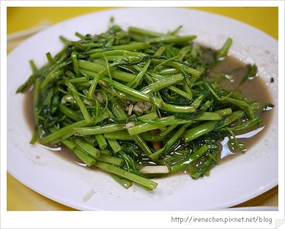 雲南擺夷小吃13-蝦醬空心菜.jpg