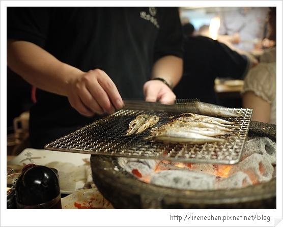 田季發爺敦南店-17烤柳葉魚ing.jpg