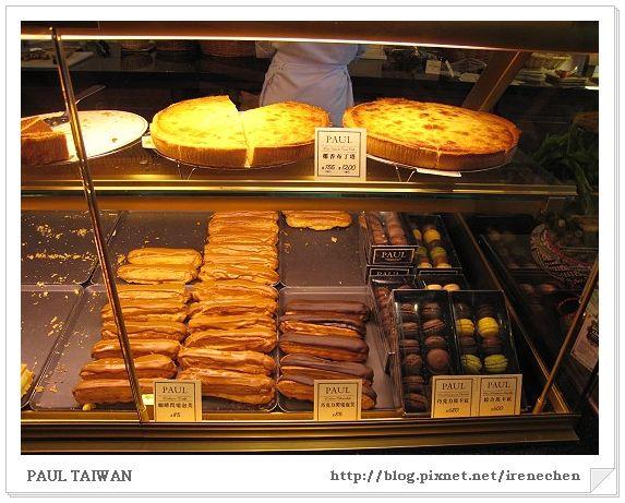 Paul法國麵包沙龍09-甜點櫥窗.jpg