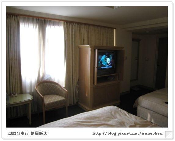 台南2日遊06-劍橋飯店1017號房2.jpg