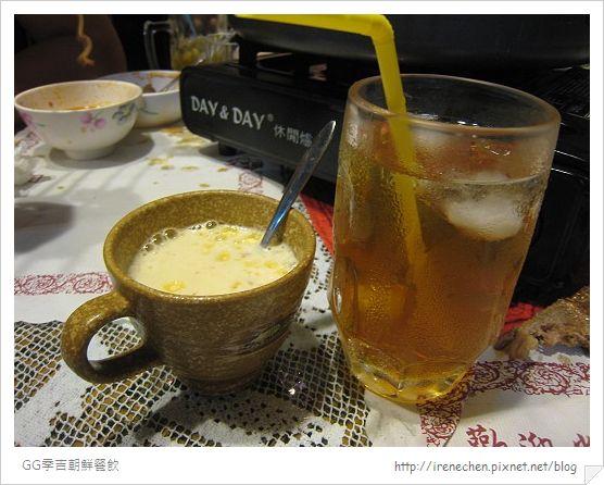 季吉朝鮮美食16-綠茶&松子茶.jpg