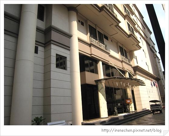 2010曼谷323-Davis Hotel-Corner Wing.jpg