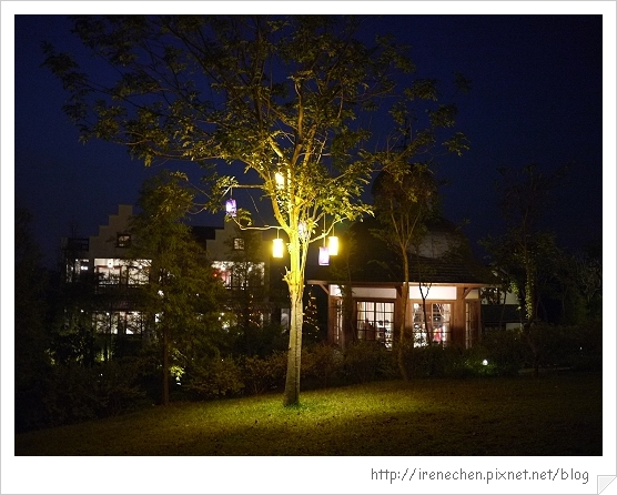 心之芳庭58-夜景(漂亮的樹燈).jpg