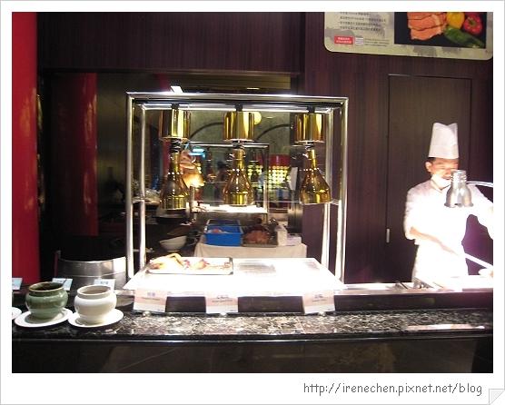 圓山飯店松鶴廳自助餐08-中式區.jpg