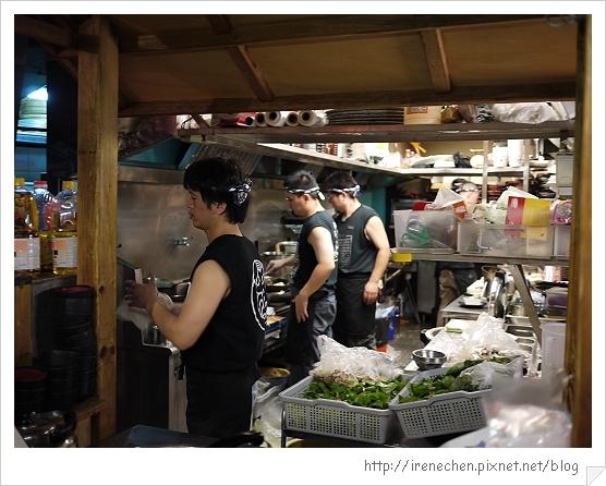 三峽八條壽司06-備餐區.jpg