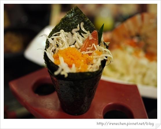 三峽八條壽司22-蝦手卷.jpg