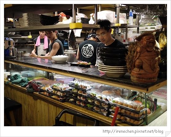 三峽八條壽司07-備餐區.jpg
