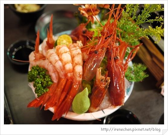 三峽八條壽司15-胭脂蝦刺身.jpg
