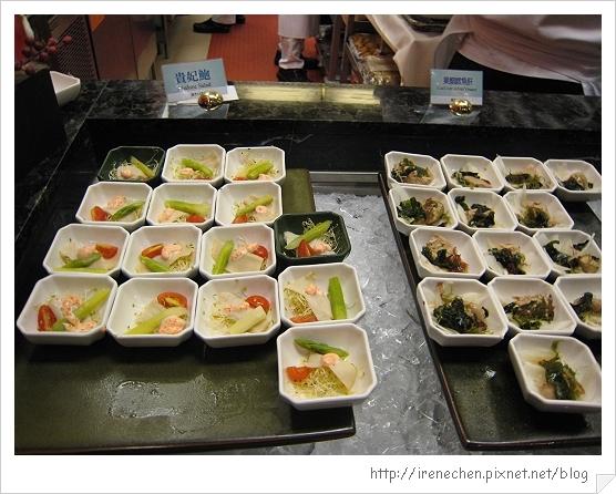圓山飯店松鶴廳自助餐07-日式區.jpg