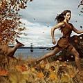 Jessica Biel as Pocahontas