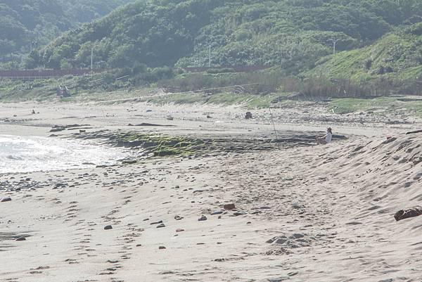 【旅行X攝影】夏末初秋九月石門老梅石槽