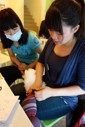 手作襪子娃娃