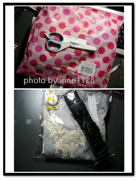 小鴨福袋~~ $880(含郵資) 2件衣服+1件飾品