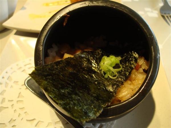 陶板套餐6_醬燒干貝蒸飯.JPG