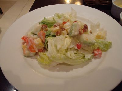 Skylark餐2_水果沙拉.JPG