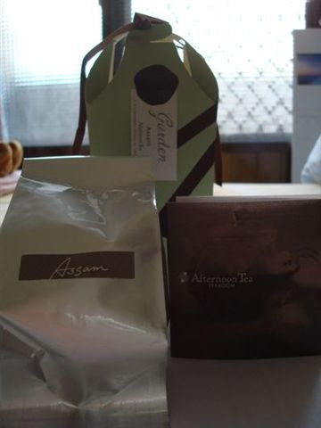 Afternoon Tea紀念品4_阿薩姆茶包.JPG