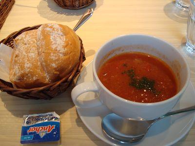 Afternoon Tea特別套餐1_麵包&奶油&湯.JPG