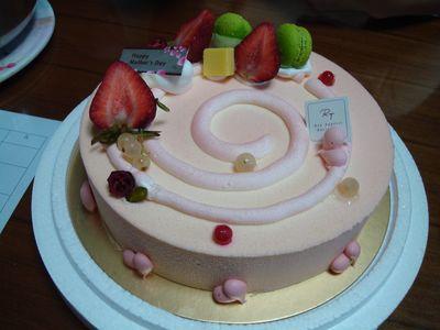 2009母親節5_蛋糕.JPG