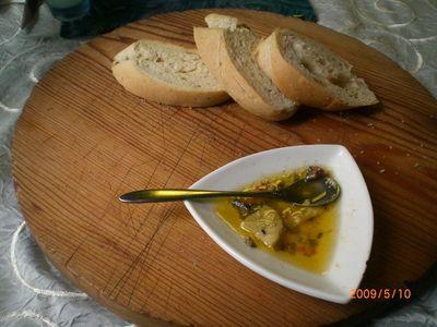 聖托里尼餐1_麵包&橄欖油.JPG