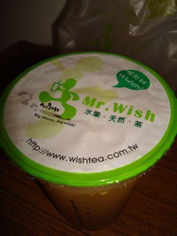 Mr. Wish水果茶1.JPG