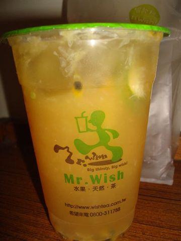 Mr. Wish水果茶2.JPG