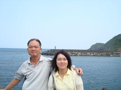 爸&我_in南方澳海景.JPG