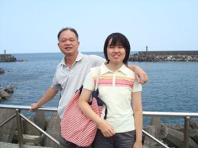 爸&阿嘟2_in南方澳海景.JPG