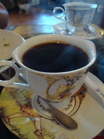 雲在山房早餐2_咖啡.JPG