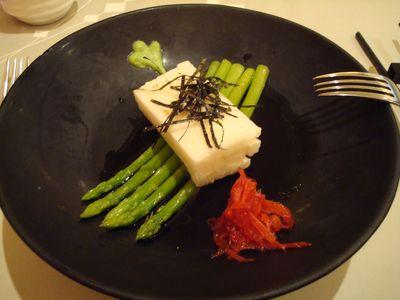 陶板料理1_蘆筍山藥沙拉.JPG