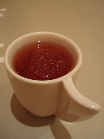 陶板料理6_桑椹醋汁.JPG