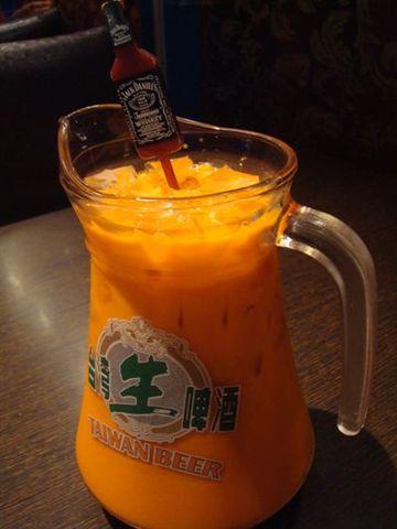 峇里公主餐1_泰式奶茶.JPG