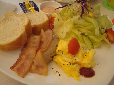 BLACK BAGEL早餐2_歐式套餐.JPG.jpg